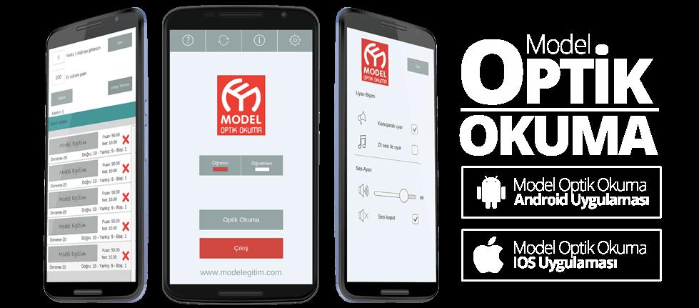 mobil optik uygulama