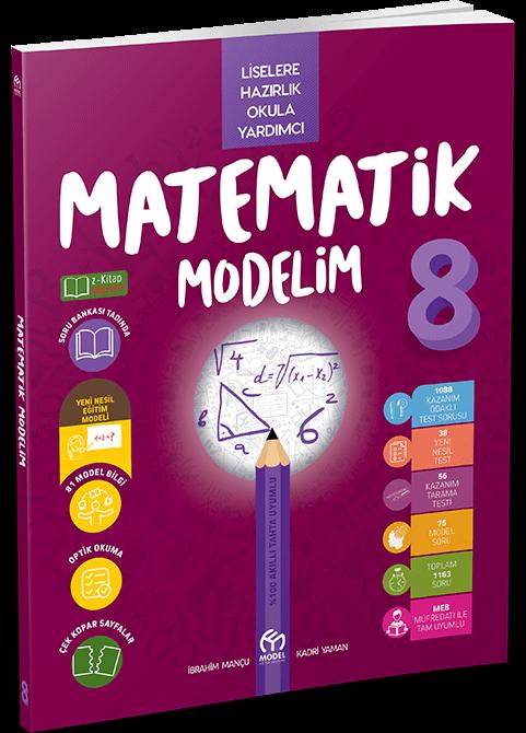 Matematik Modelim 8. Sınıf