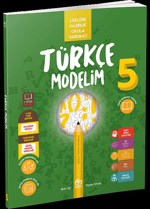 Türkçe Modelim 5. Sınıf
