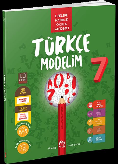 Türkçe Modelim 7. Sınıf